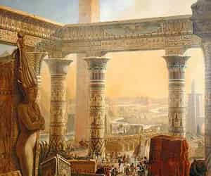 ancient history, ancient egypt, and magic image