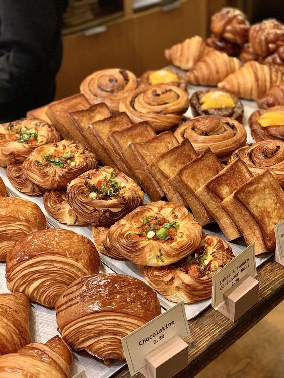 article, Best, and croissant image