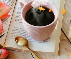 black coffee, coffee, and gif image
