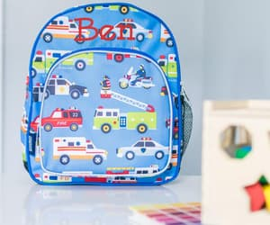 backpack, lunch bag, and insulated tote image