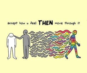 accept, Move, and emotion image