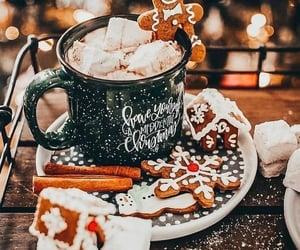 christmas, coffe, and ☕ image