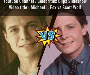battle, lookalike, and michael j. fox image
