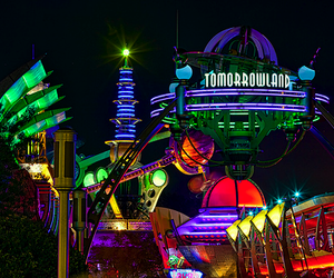 disney and Tomorrowland image