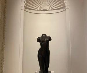 art, museum, and Venus image