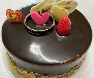 bake, birthday, and chocolate image