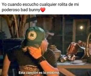 funny, meme, and bad bunny image