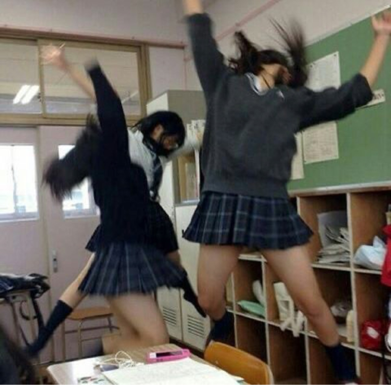 school, aesthetic, and japan image