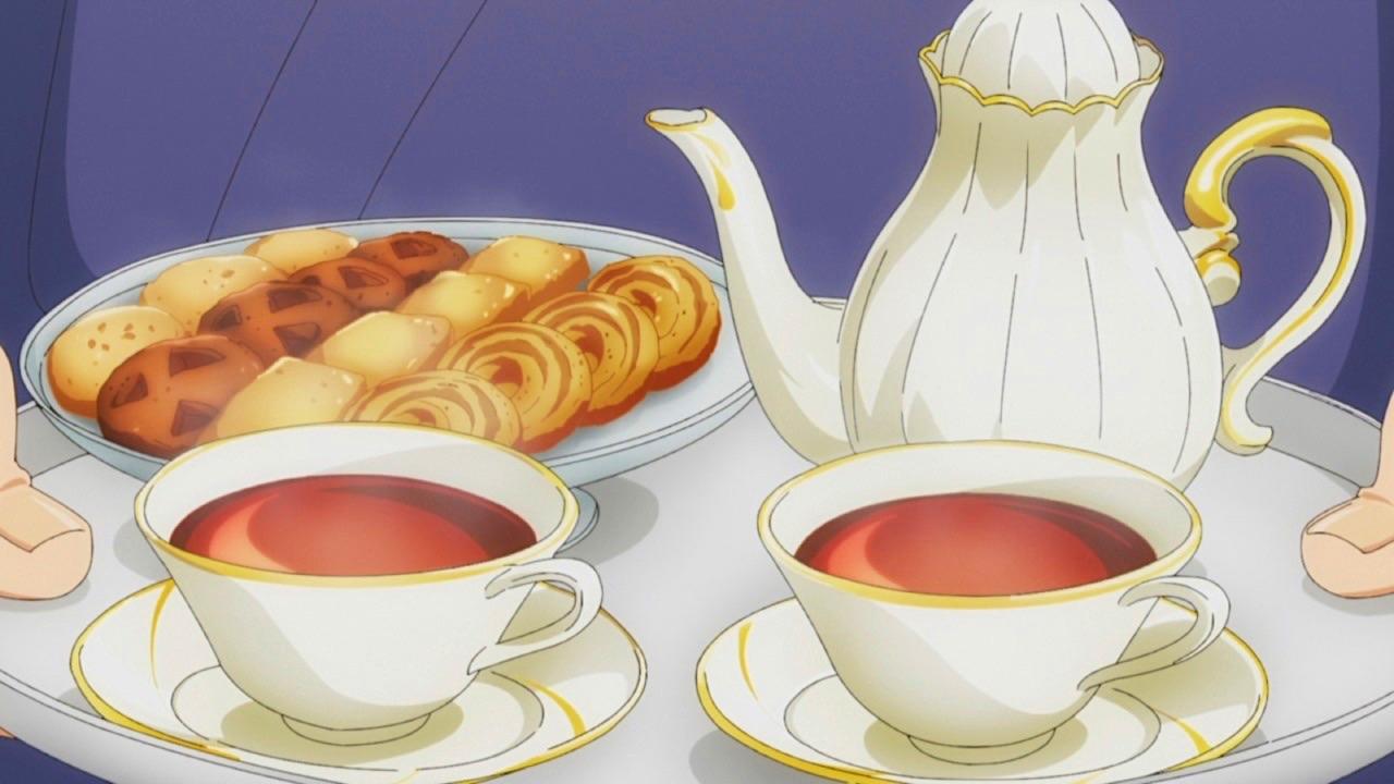 anime, anime food, and food image