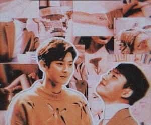 couple, kyungsoo, and chansoo image