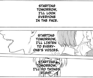 anime, quote, and koe no katachi image