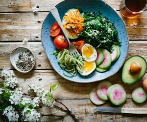 breakfast, good morning, and health image