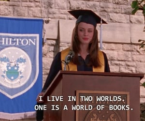 book, gilmore girls, and quotes image