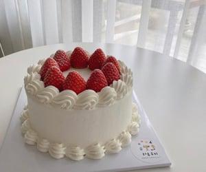 basic, birthday, and cake image