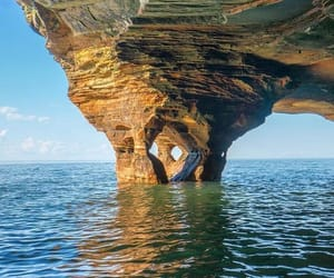 wisconsin, lake superior, and apostle islands image