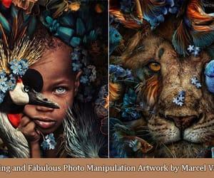 art, digital art, and graphic design image