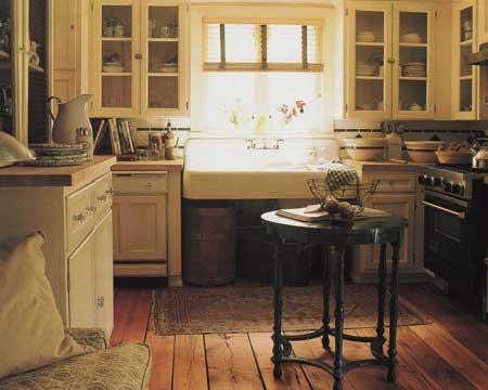 black, interiors, and kitchen image