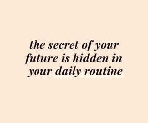 quotes, future, and words image