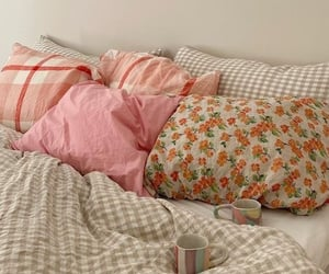 home, bed, and decor image