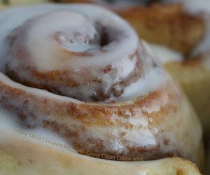 buns, Cinnamon, and food image