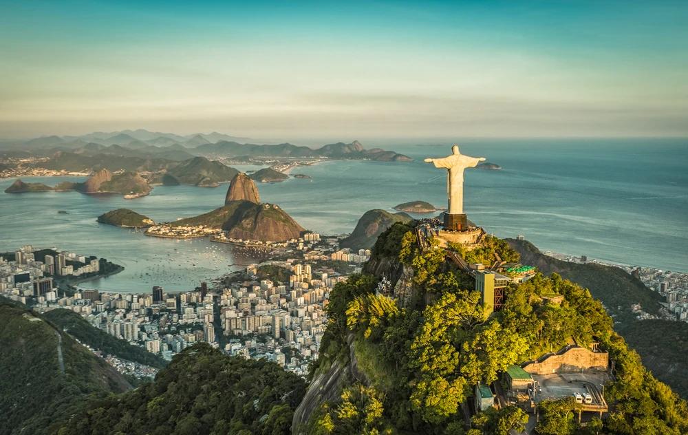Amazon, brasilia, and sao paulo image