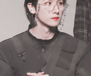 90s, kpop, and changkyun image