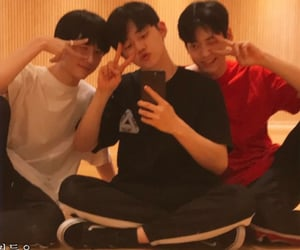 kpop, txt, and predebut image