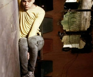 90's, trainspotting, and film image