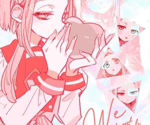 anime, background, and inspiration image