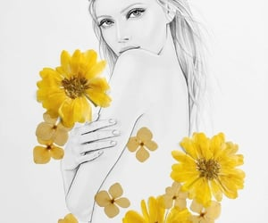arte, dibujo, and annabelle king image