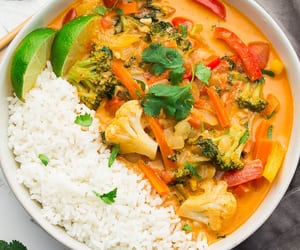 creamy, cuisine, and curry image