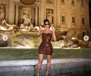 kim kardashian, kim kardashian west, and rome image
