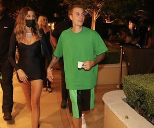 fashion, justin bieber, and glam image
