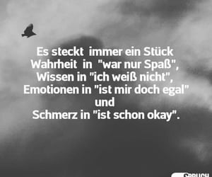 angst, traurig, and schmerz image