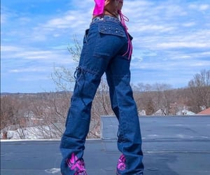 clothes, conjunto, and pink image