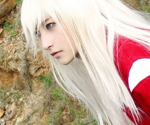 cosplay, inuyasha, and anime image
