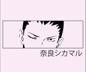 anime, eyes, and blackandwhite image