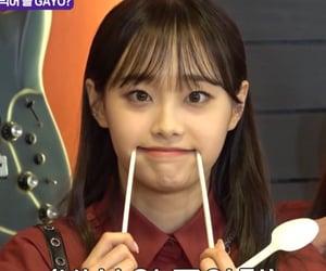chopsticks, girl, and icon image