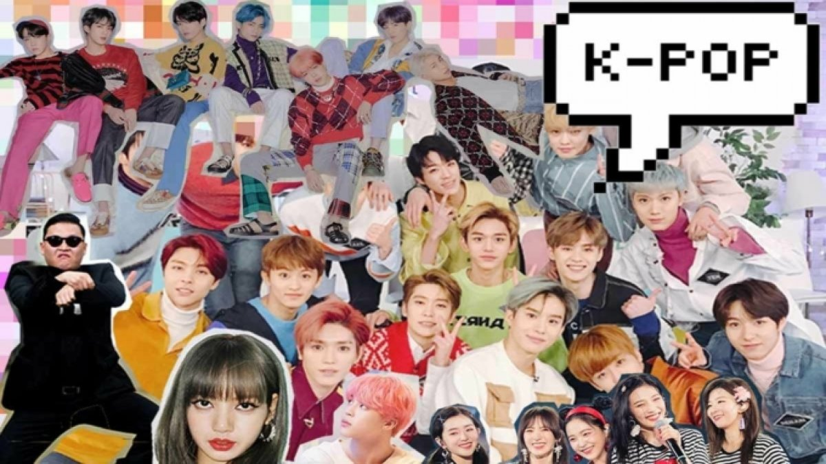 aesthetic, article, and k-pop image