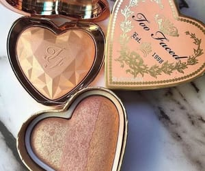 makeup, too faced, and beauty image