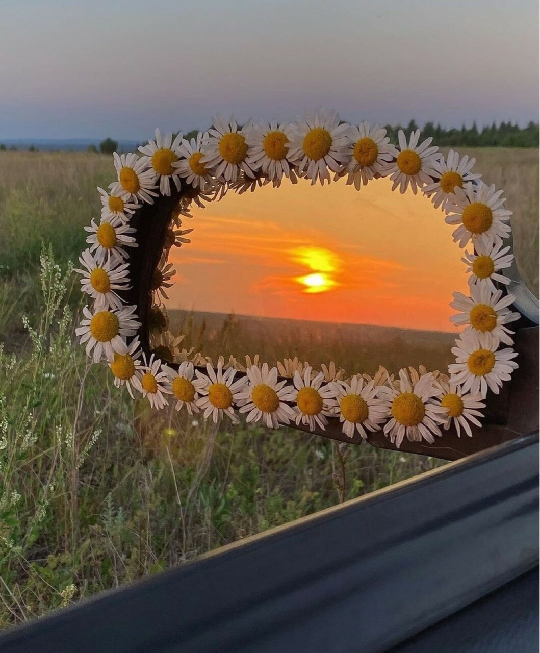 mirror, aesthetic, and car image