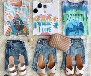 shorts and top image