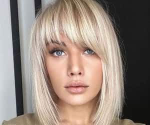 bangs, braids, and hairstyles image