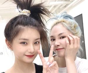 kpop, everglow, and 한은지 image