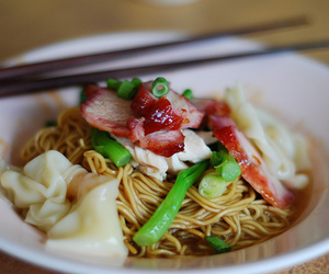 food, asian, and chinese image