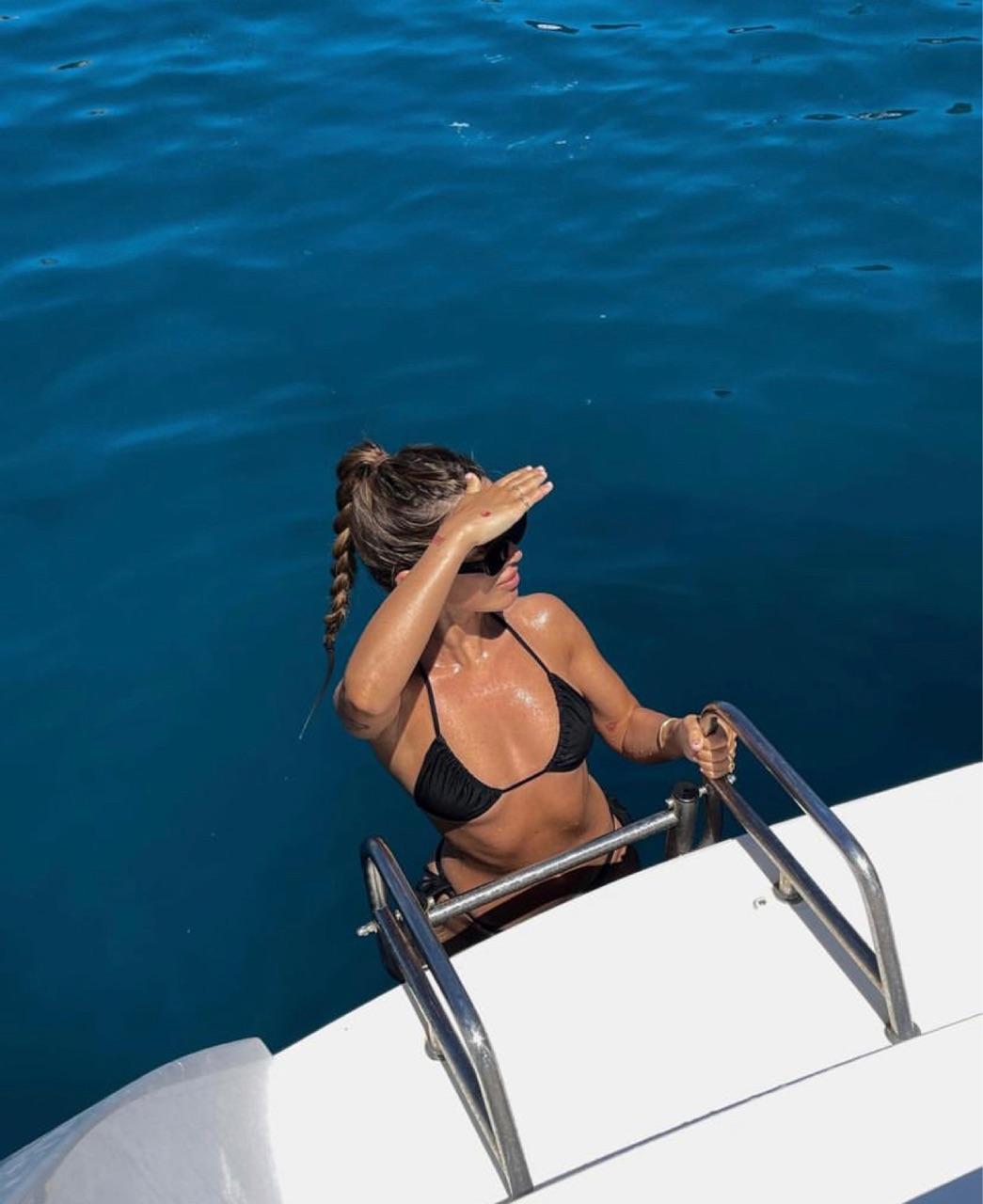 bikini, inspiration, and ocean image