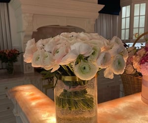 flowers, aesthetic, and decor image