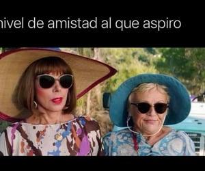 amigas, gracioso, and yo image