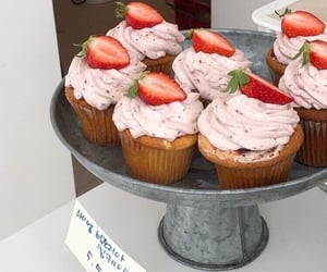 cake, chocolate cake, and foodporn image