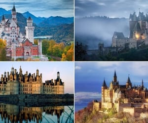 castle, Europa, and europe image